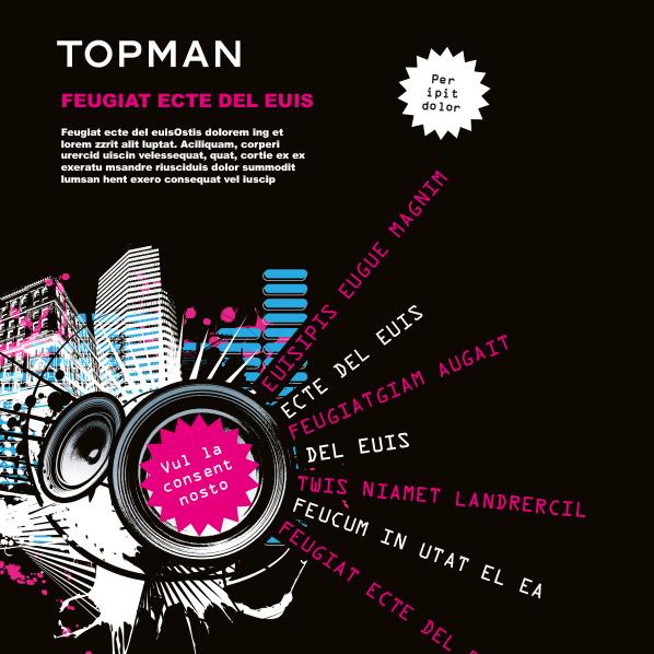 Print: Topman